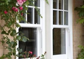 окна с фальш-накладками