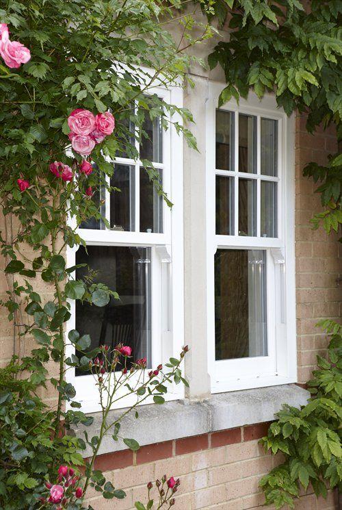 окна с фальш накладками