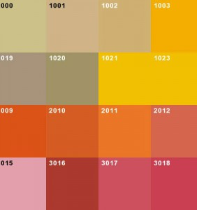 RAL-Color-Chart1