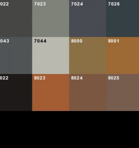RAL-Color-Chart11