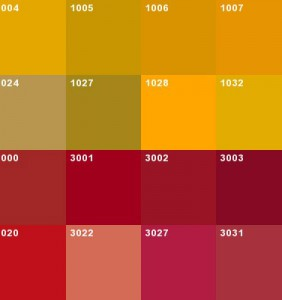 RAL-Color-Chart2
