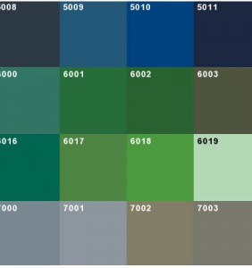 RAL-Color-Chart7