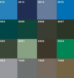 RAL-Color-Chart8
