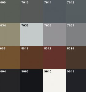 RAL-Color-Chart9