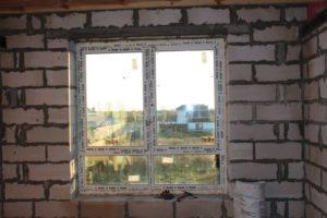 Остекление коттеджа в коттеджном поселке «Горки-Лэнд»
