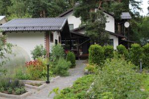Остекление загородного дома