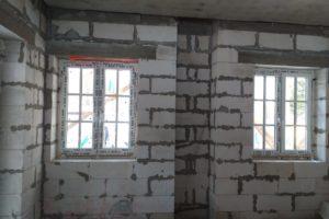 """Окна для дома в """"Ольховке"""""""